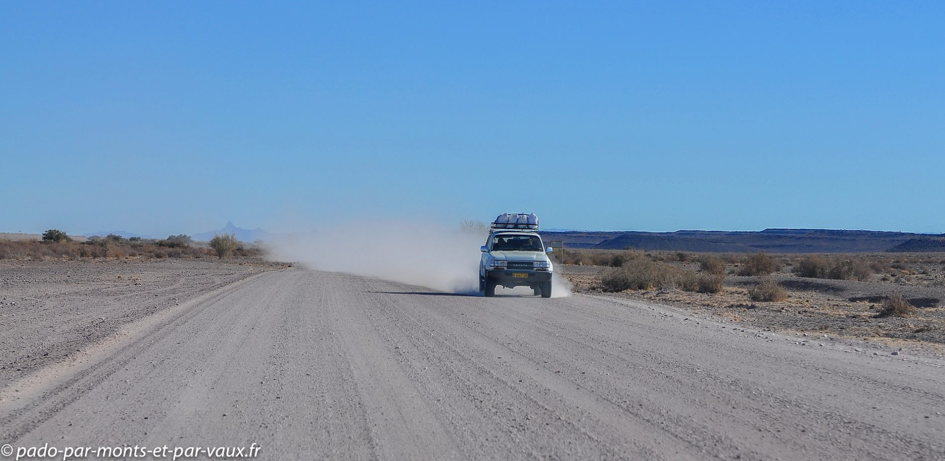 Namibie - route vers le Fish River Canyon