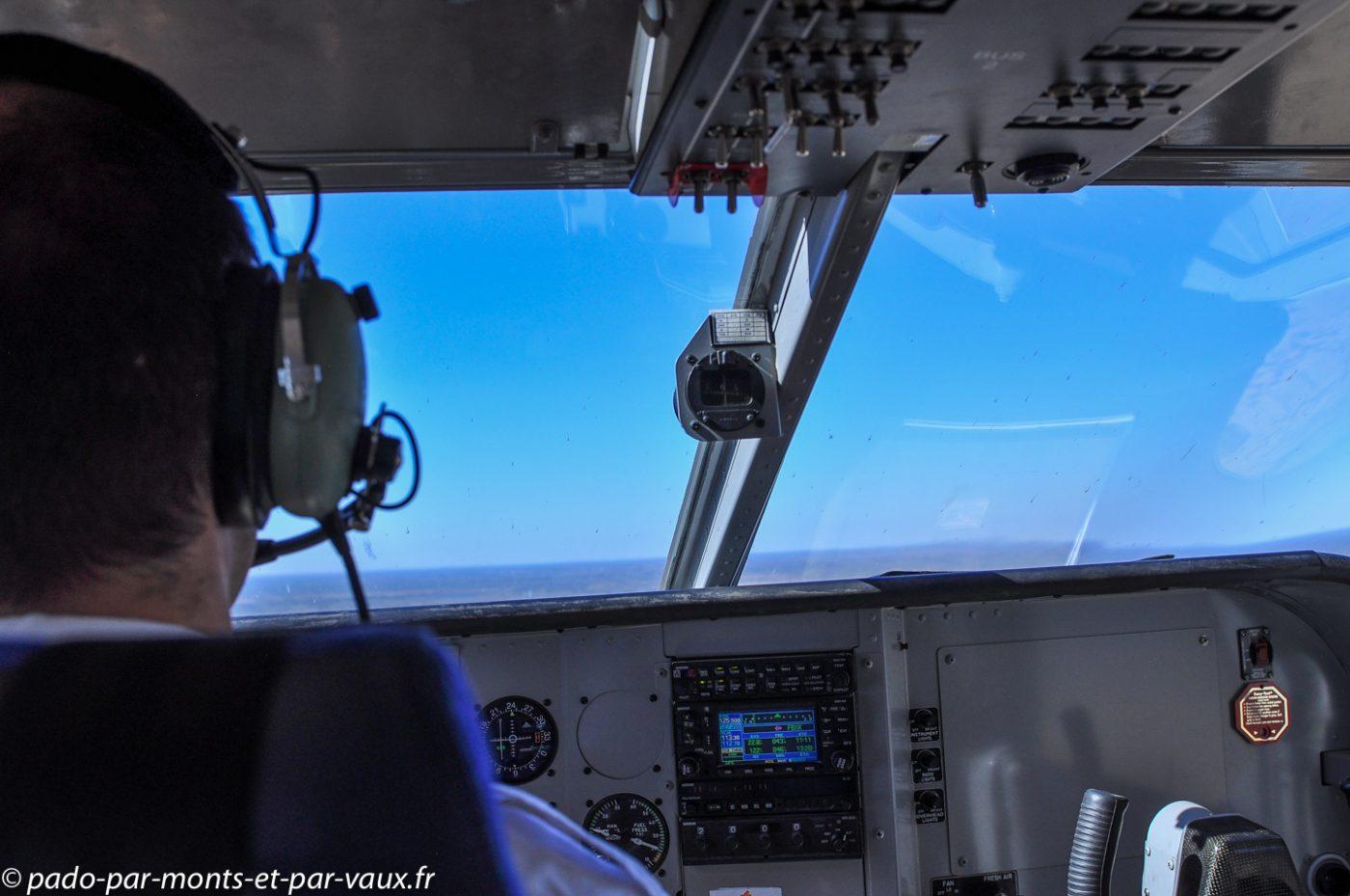 vol de Gunn's camp à Moremi