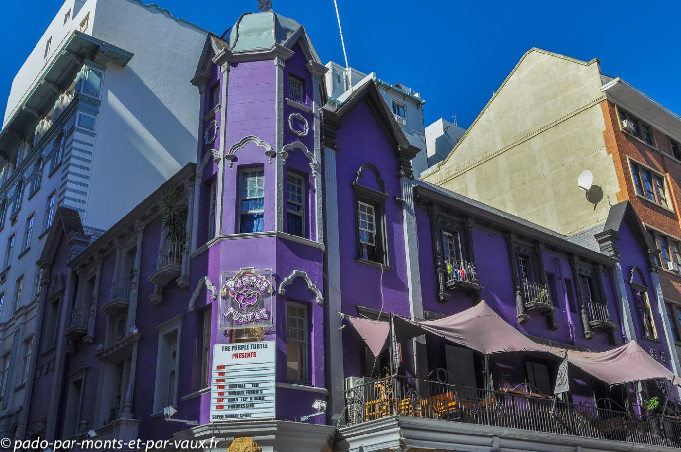 Cape Town - Long street