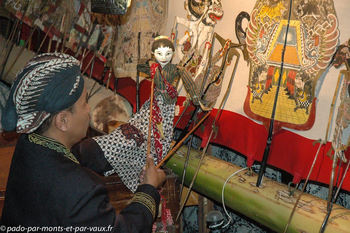 Yogyakarta - Wayang Kulit