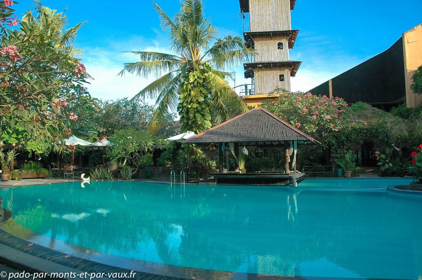 Yogyakarta - Hotel Jogja village Inn