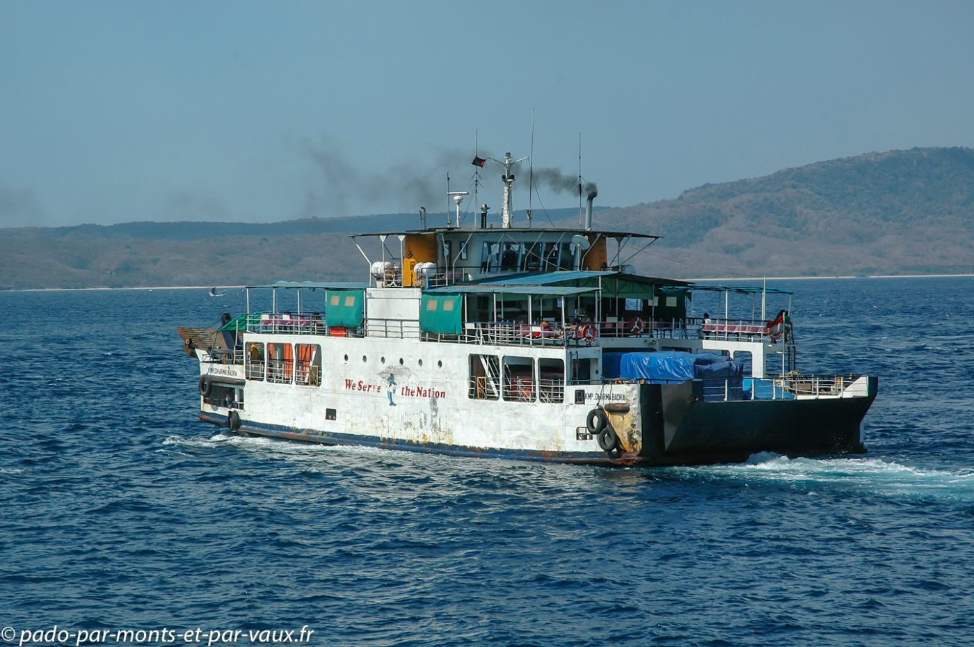 Ferry pour Bali