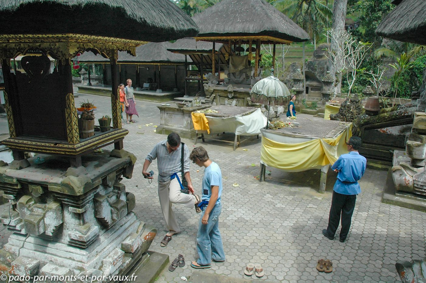 Tombeaux de Gunung Kawi