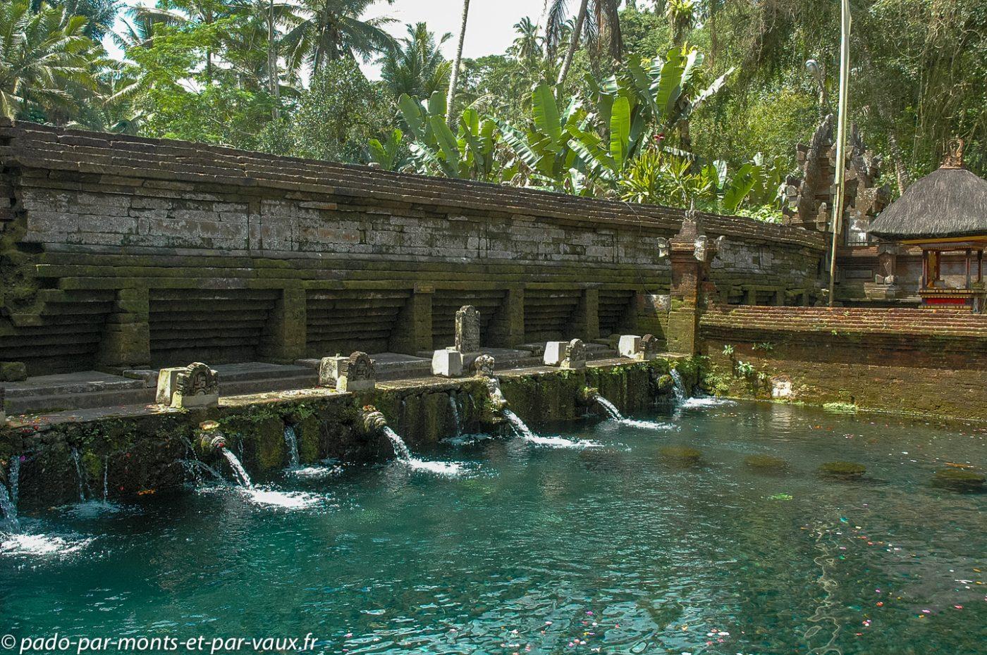 Source de Tirta Empul