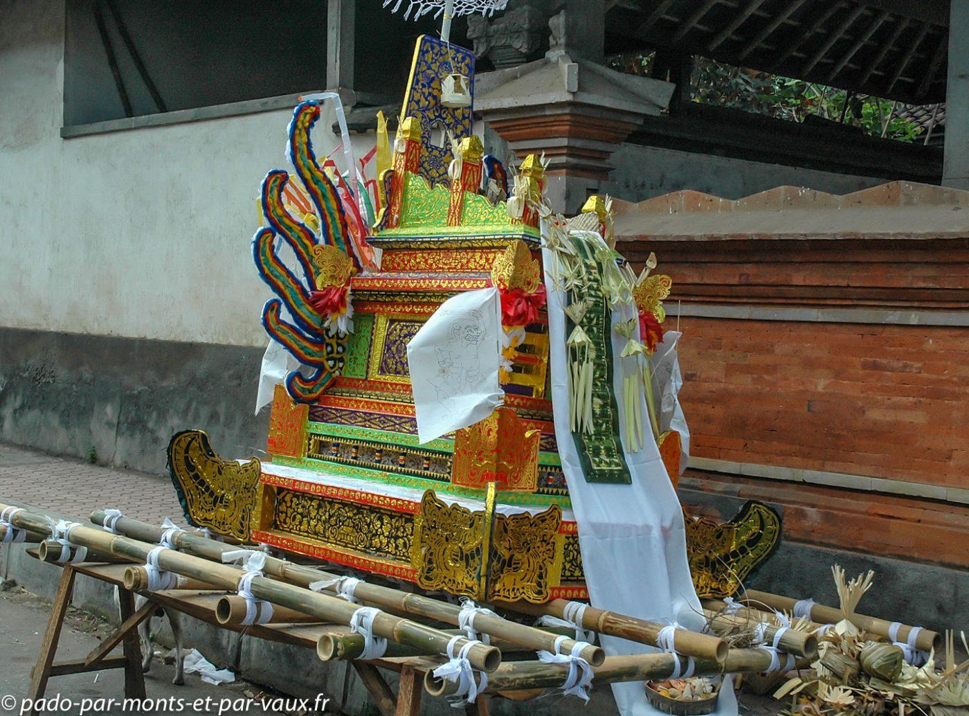 Bali - Sur la route