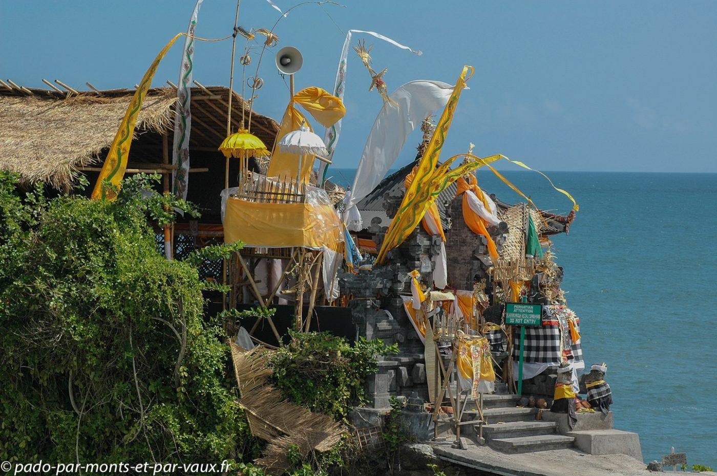 Bali côte sud-ouest