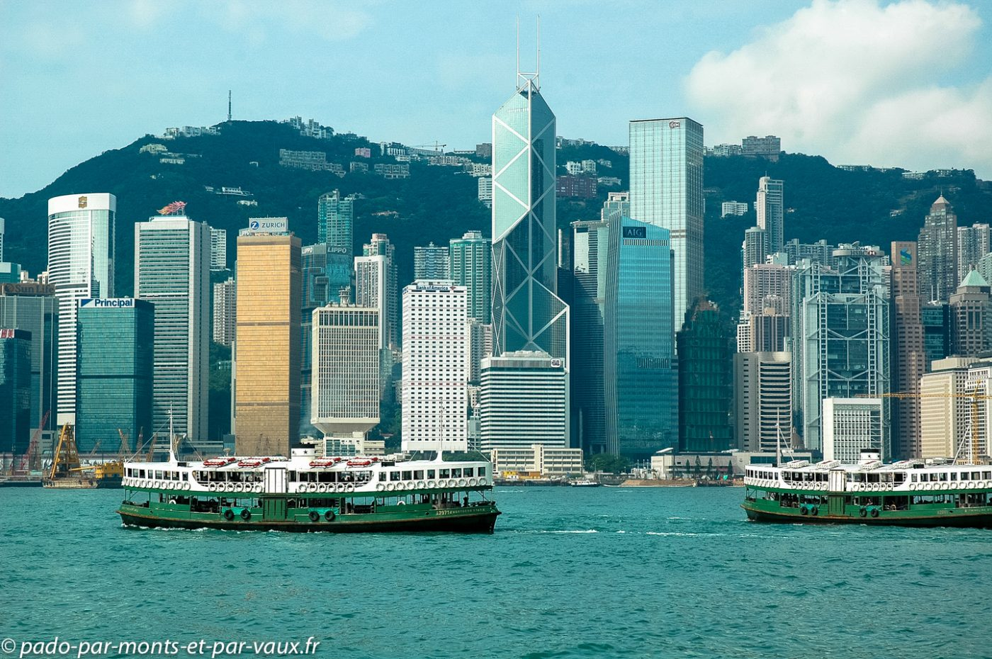 Kowloon - avenue des stars
