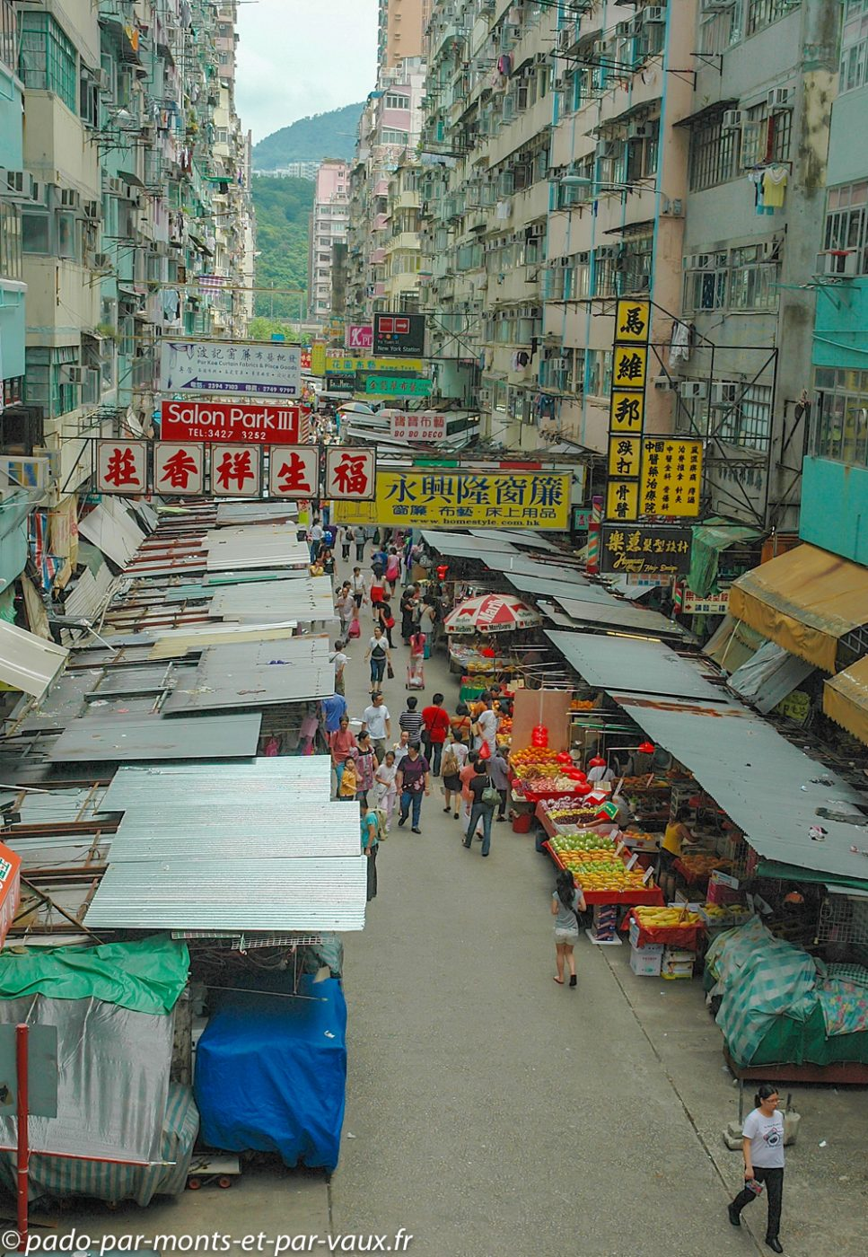 Kowloon marché