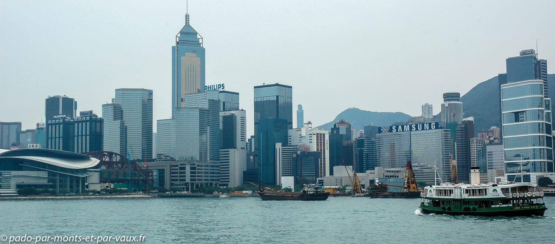 Hong Kong - Ferry