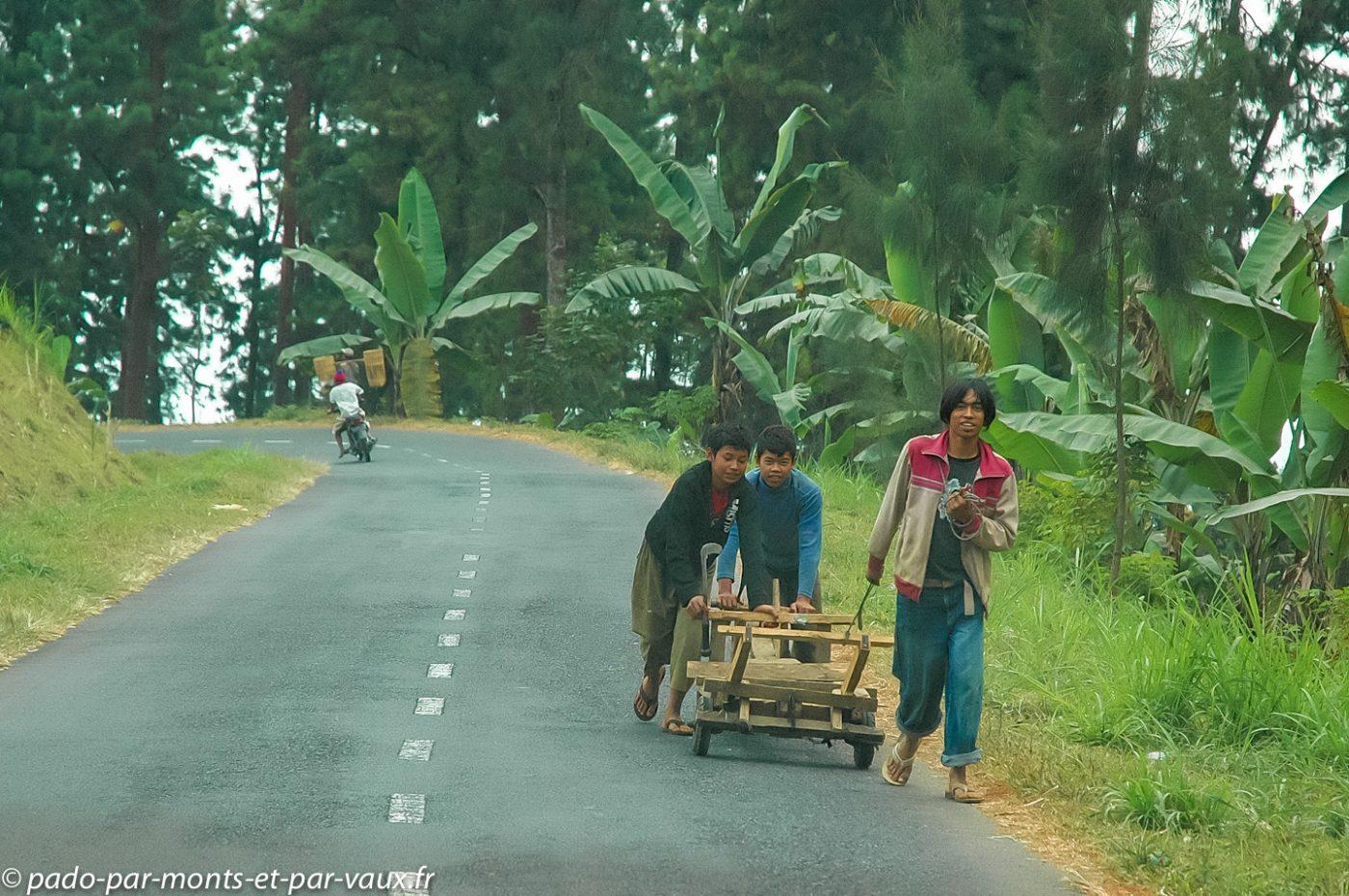 route de Baluran