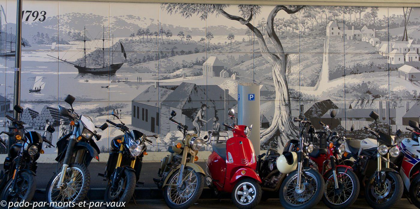 Street art Sydney - The rocks