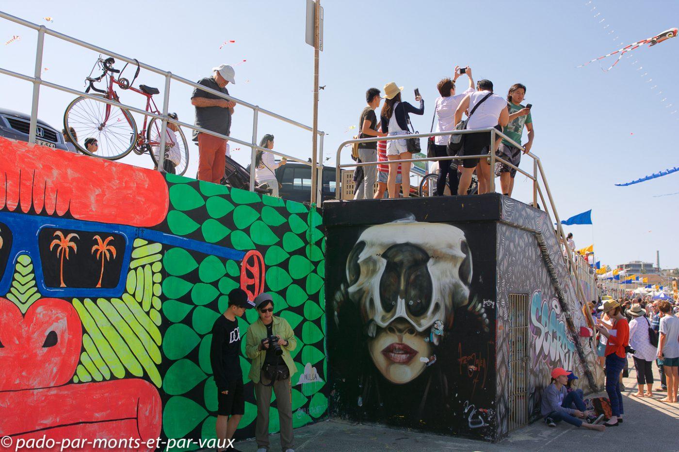 Street art Sydney - Bondy