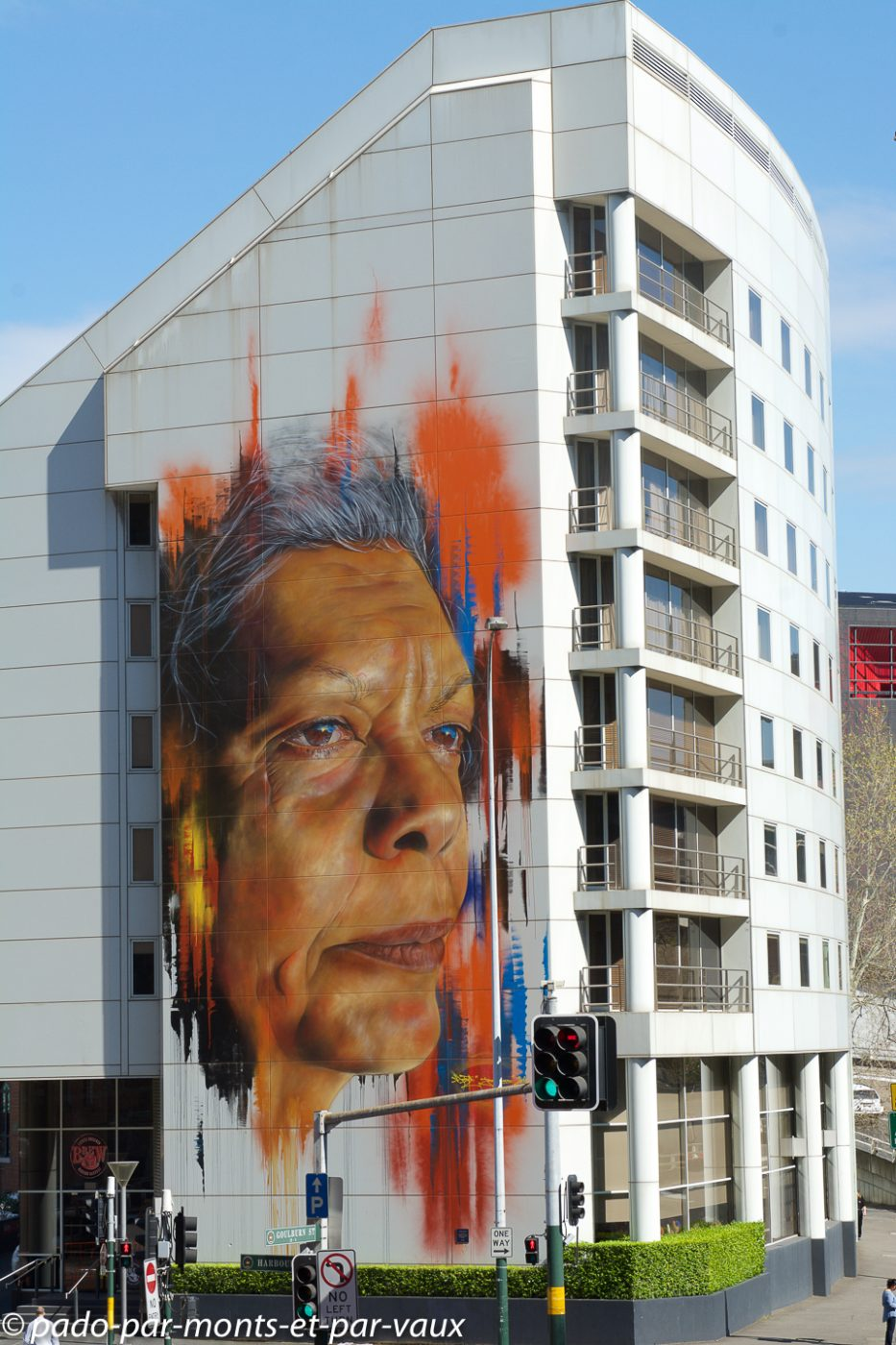 Street art Sydney - quartier chinois