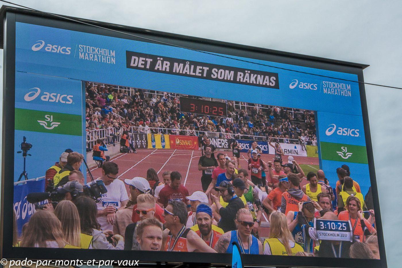 Stockholm - Marathon