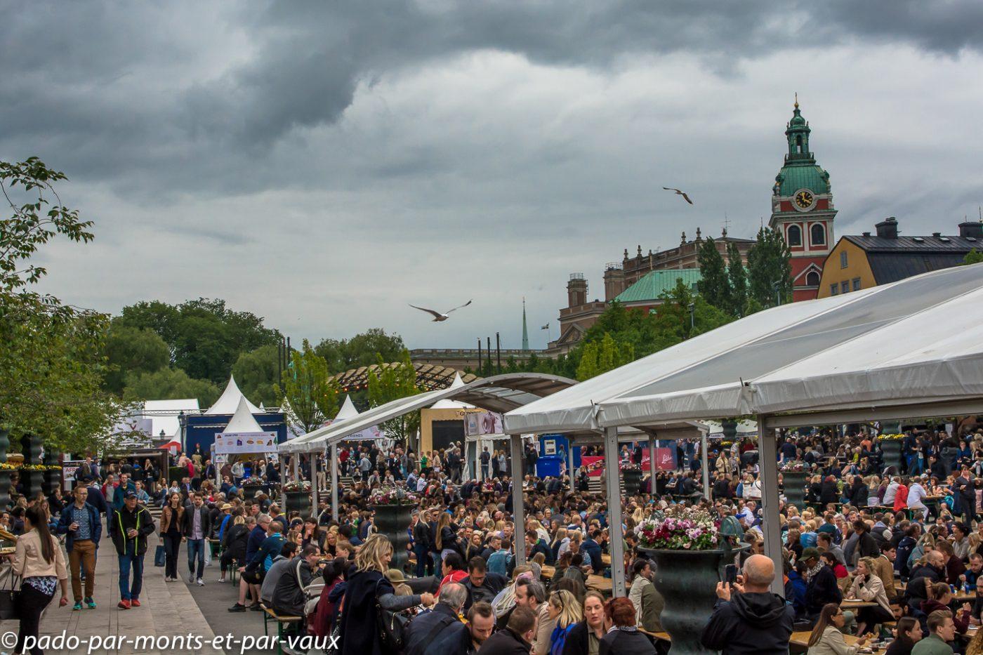 Stockholm - Kungstradgarden