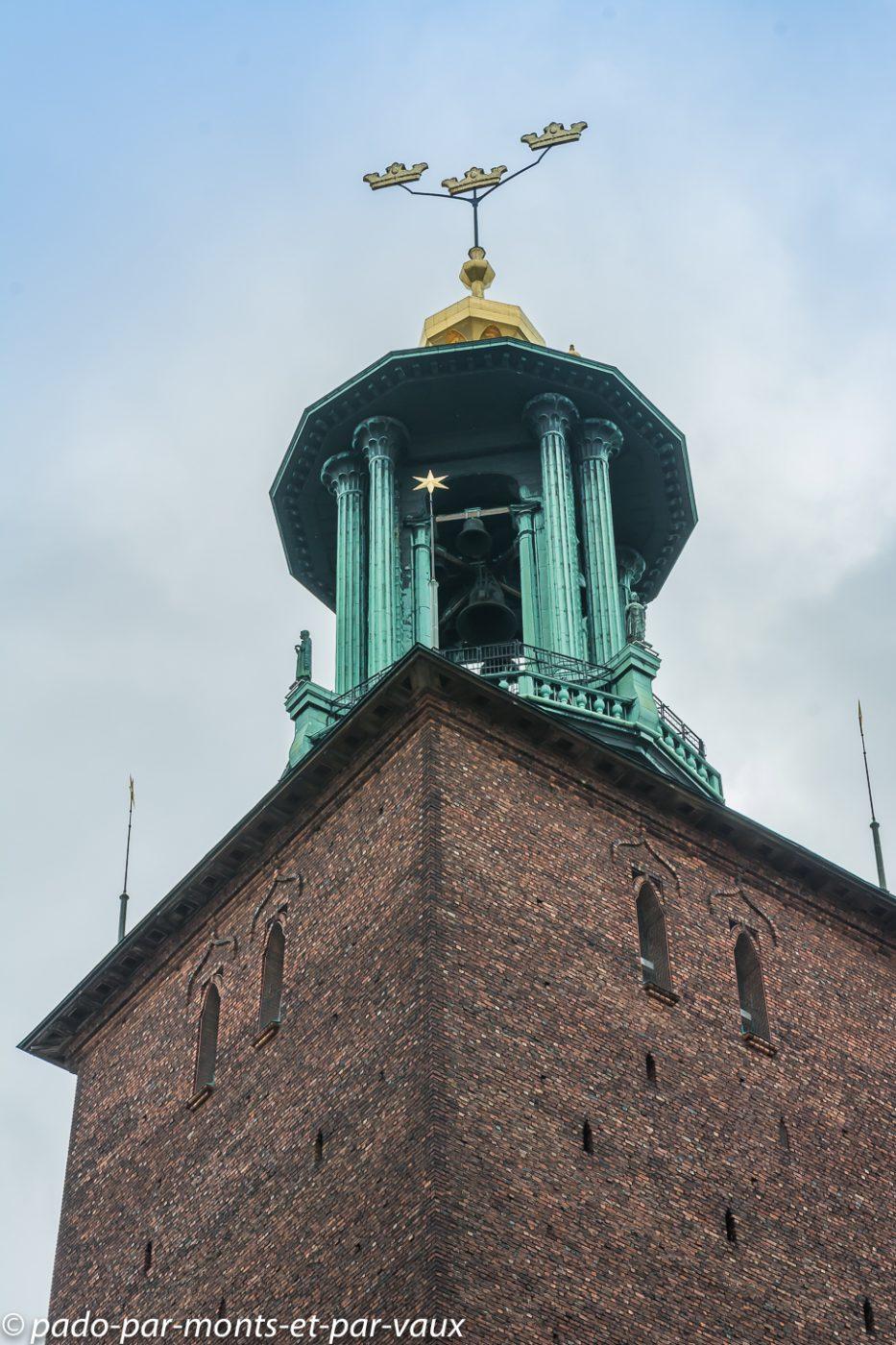 Stockholm - Hôtel de ville