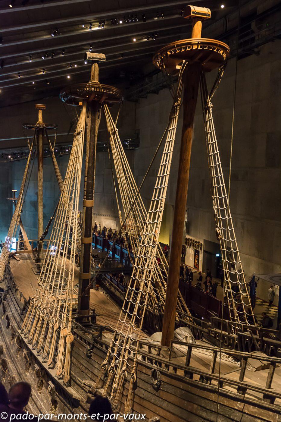 Stockholm - Vasamuseet