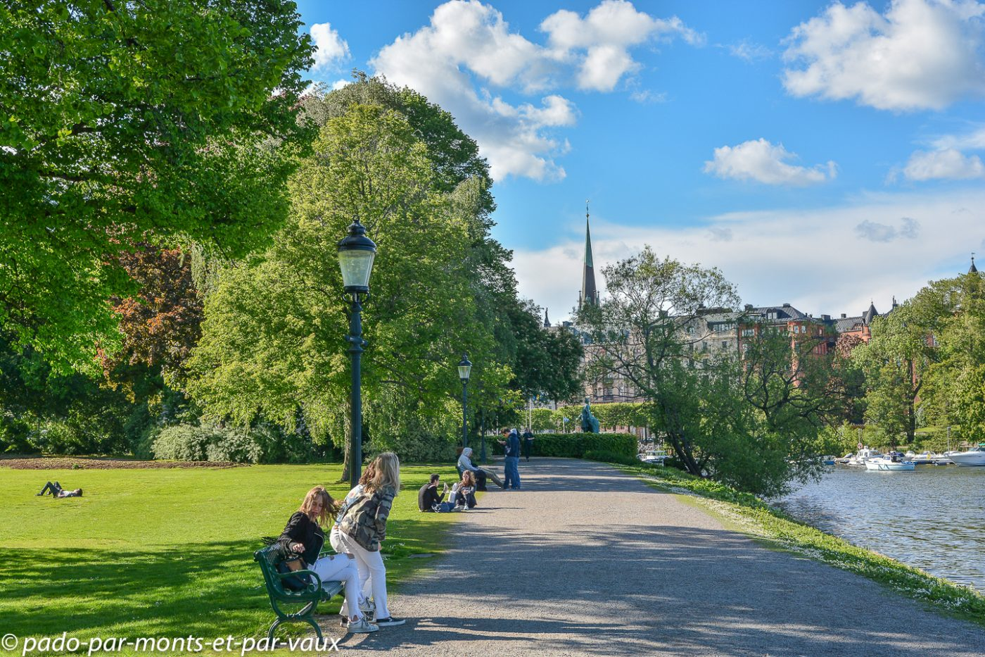 Stockholm - Djurgarden
