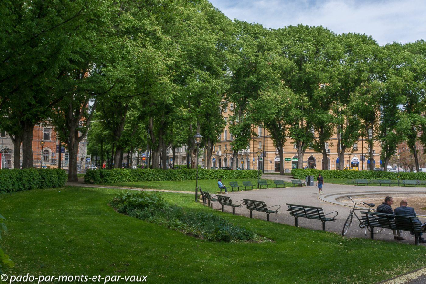 Quartier du Musée historique