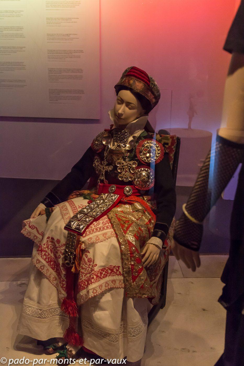 Stockholm - Musée nordique