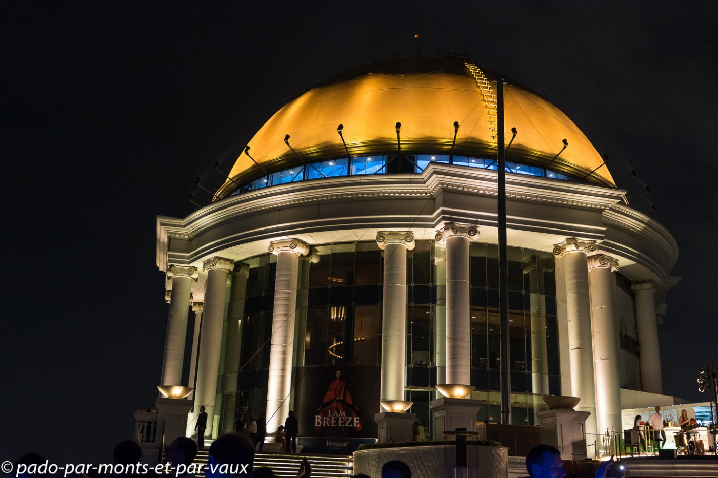 Lebua sky bar
