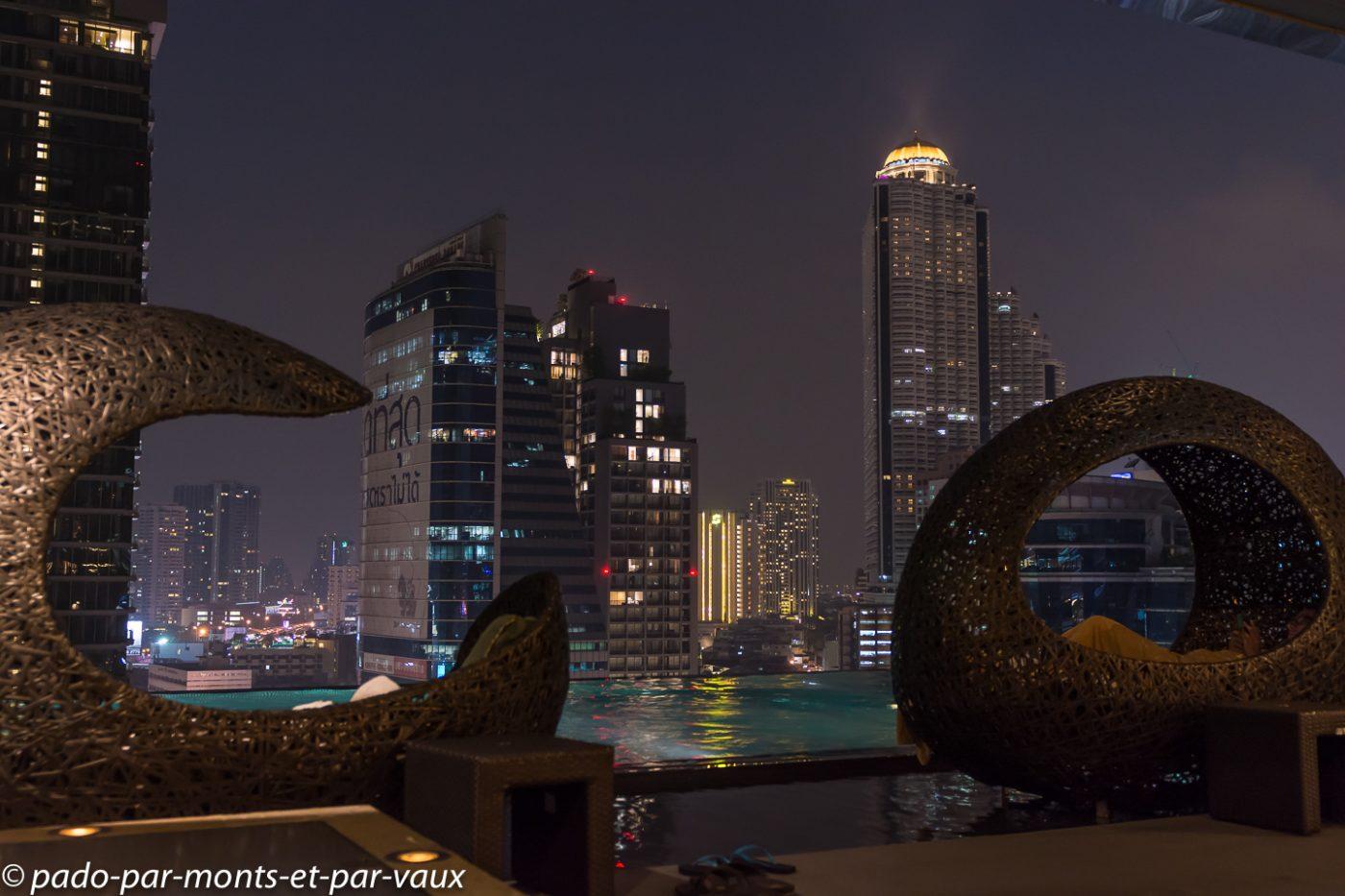 Bangkok - Eastin hotel