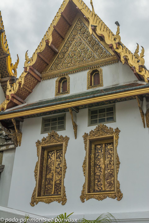 Bangkok - palais
