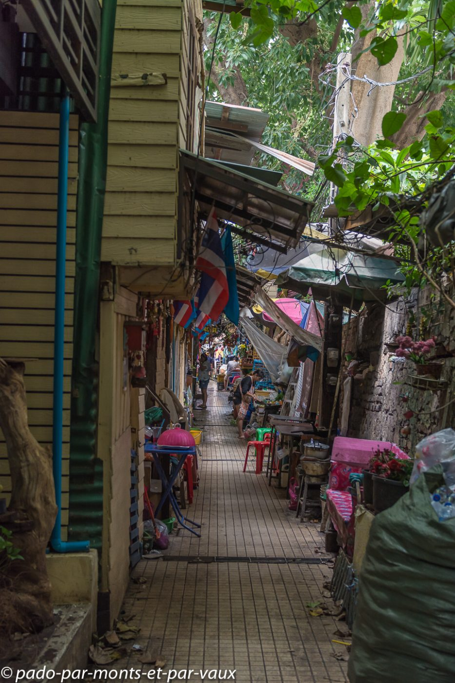 Bangkok - Trok Tha Wang