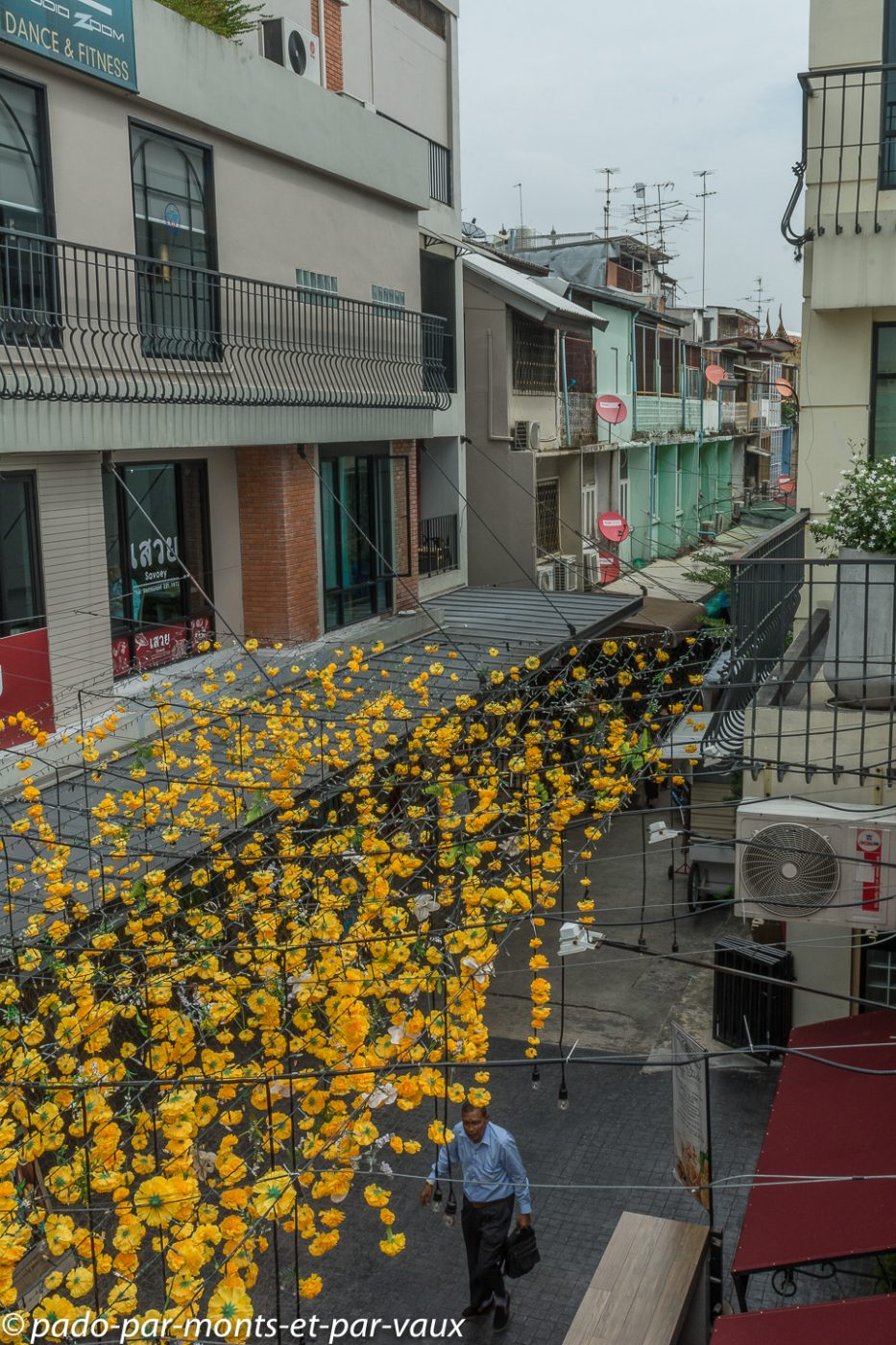 Bangkok - Rue
