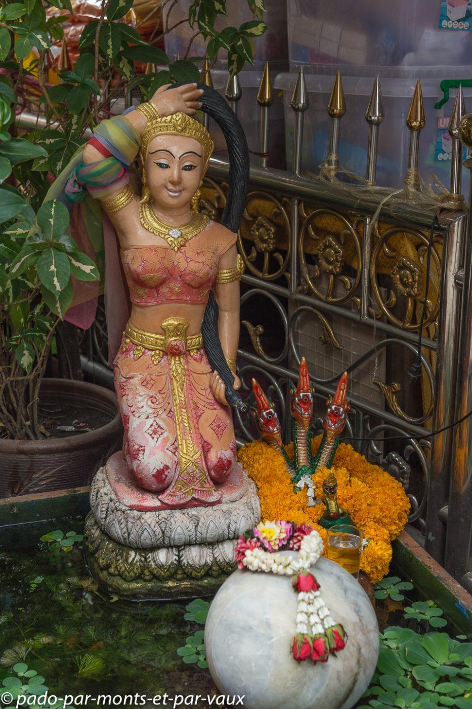 Temple au bouddha géant