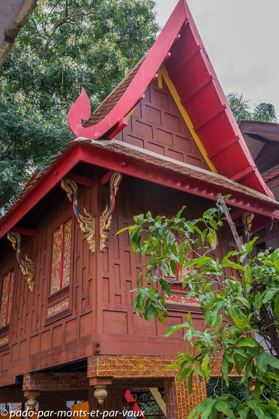 Maison de moines