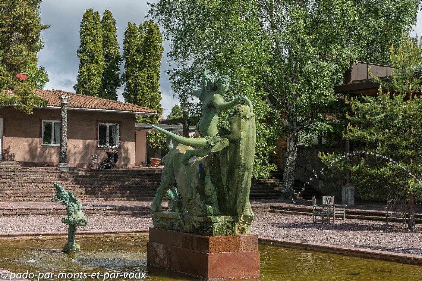 Stockholm - Millesgarden