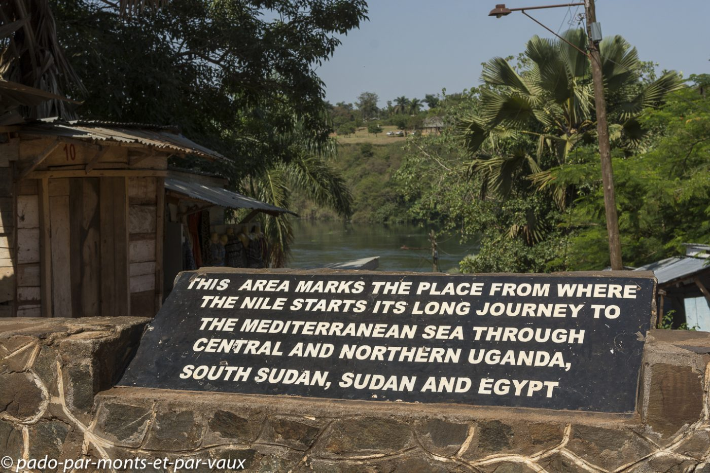 Source du Nil - Jinja