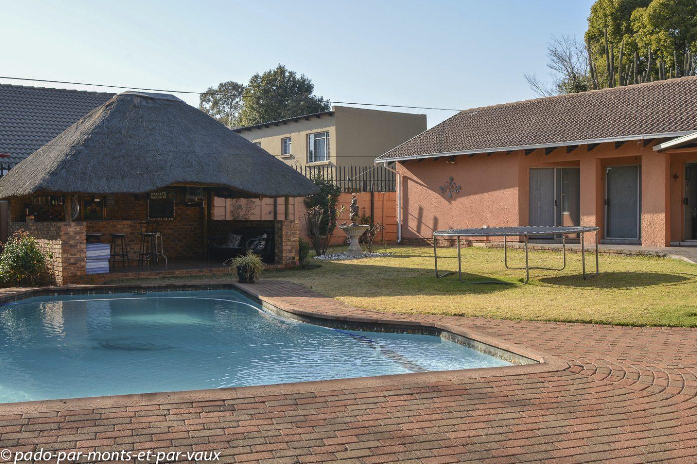 Linga Longa Guesthouse - Johannesburg