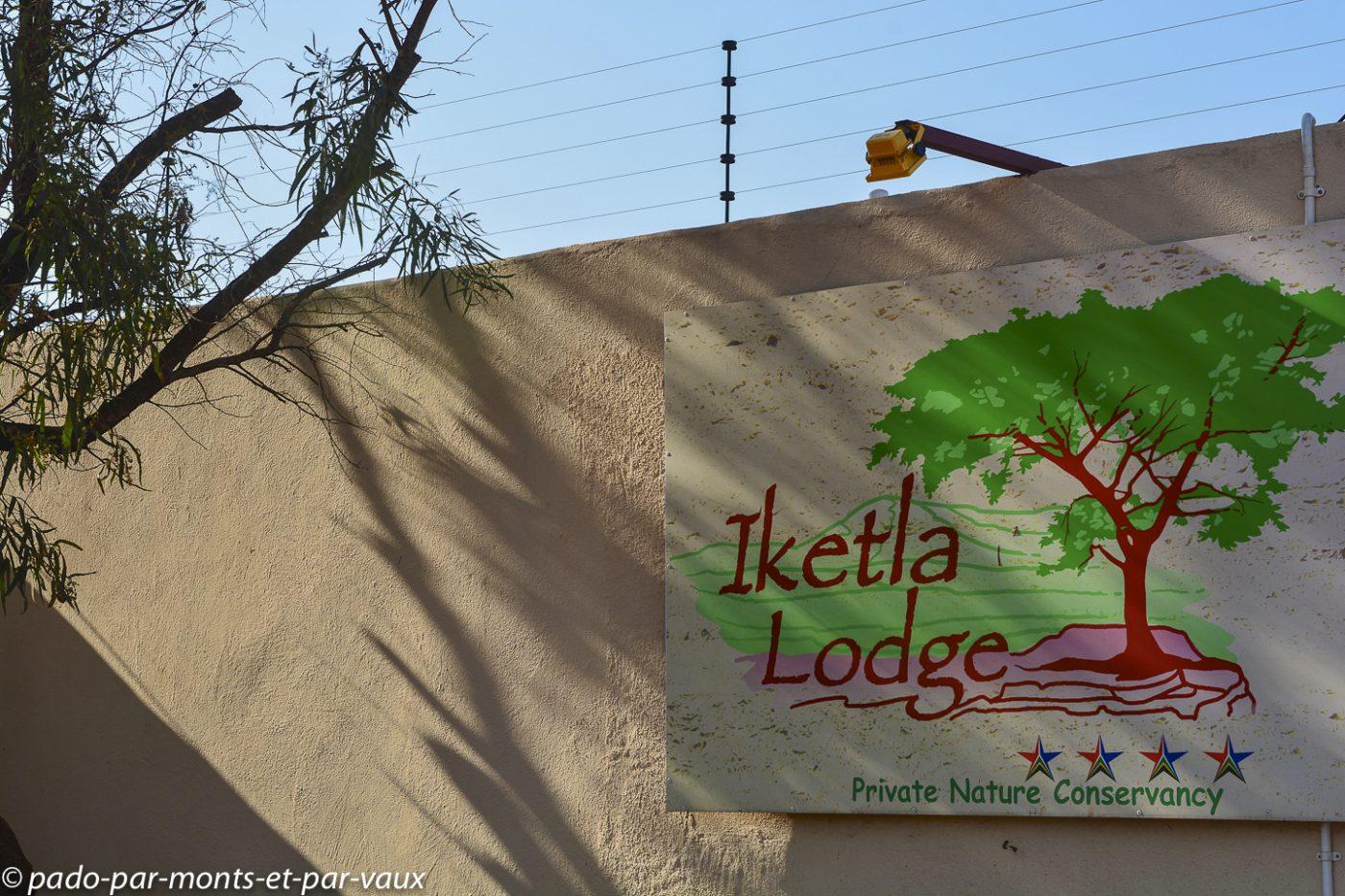 Mpumalanga- Iketla lodge