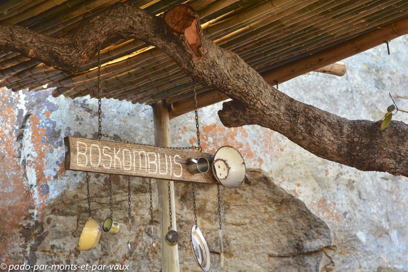 cuisine de brousse