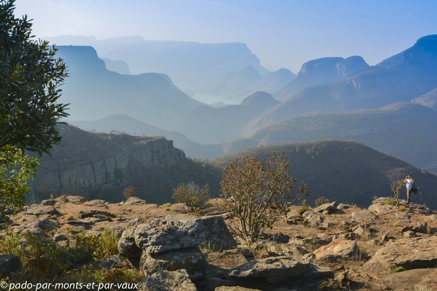 Blyde river canyon - Lowveld view