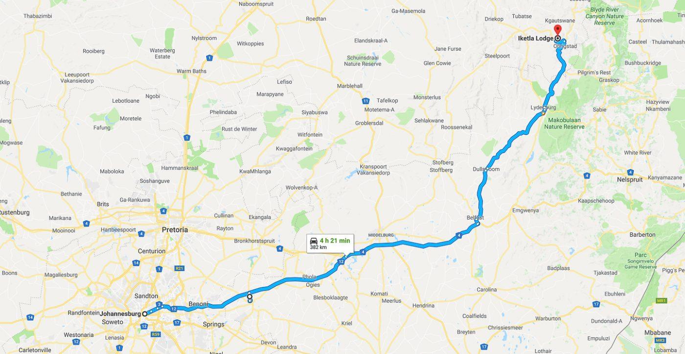 Johannesburg - Mpumalanga