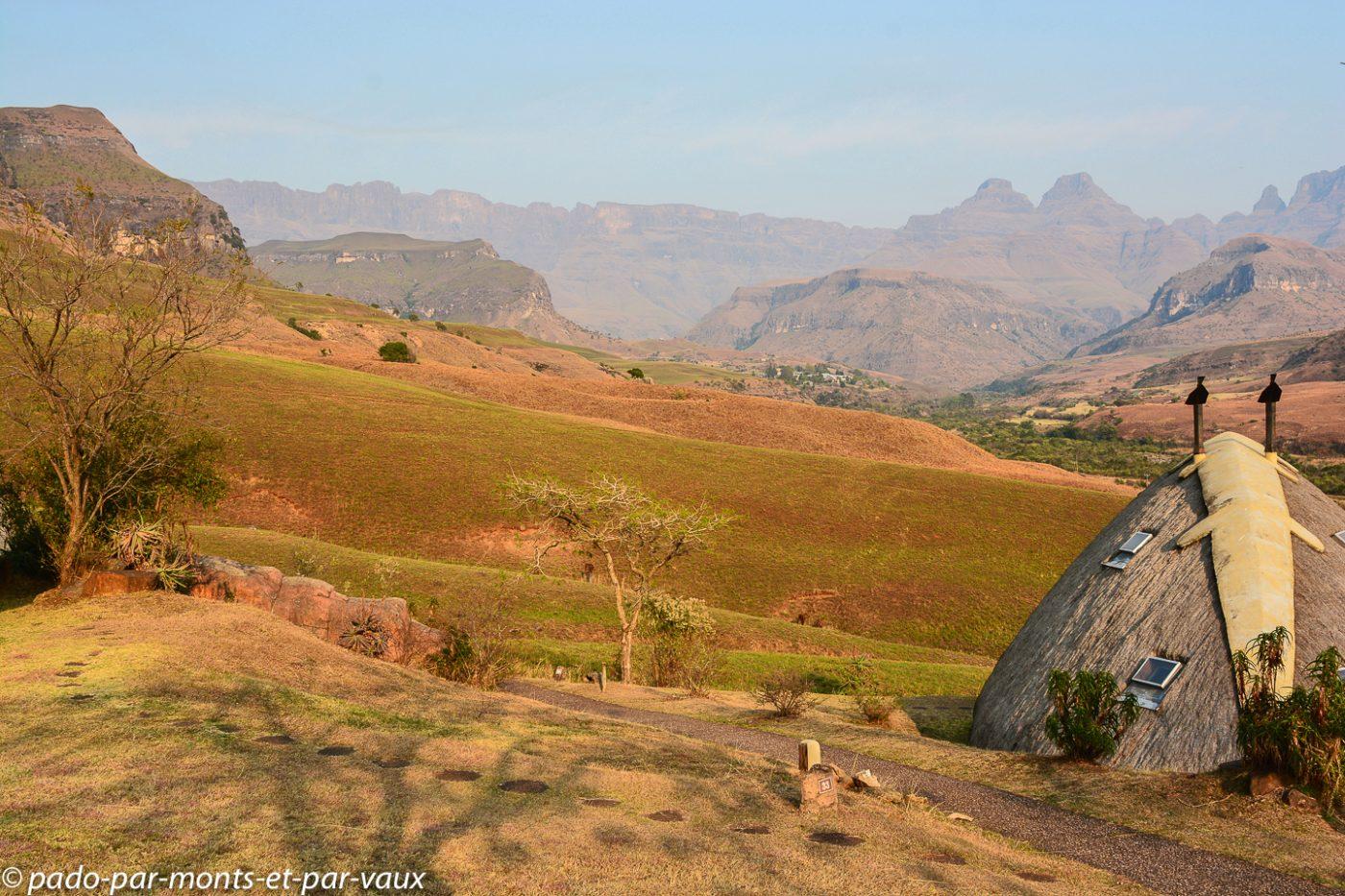 Drakensberg didima camp