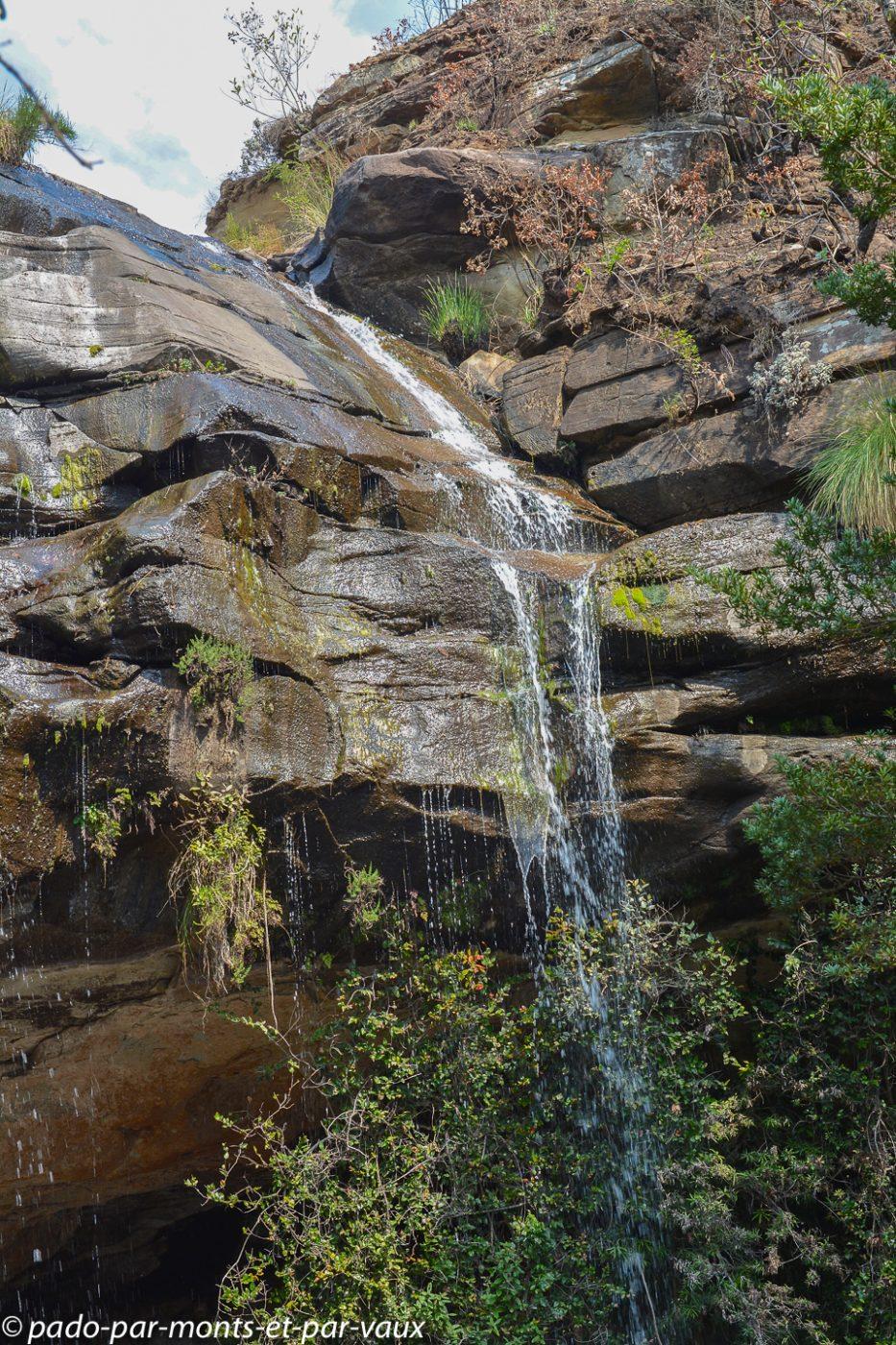 Drakensberg - Doreen falls