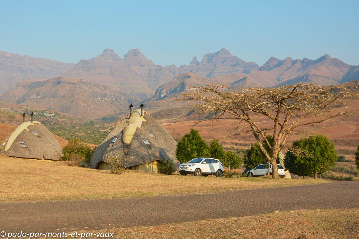 Didima camp - Drakensberg