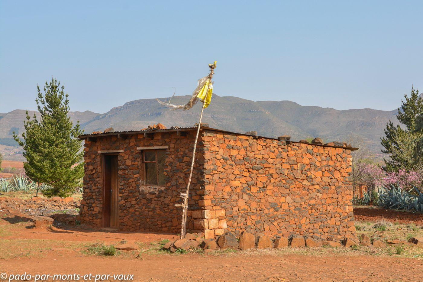Lesotho - ici on vend de la bière