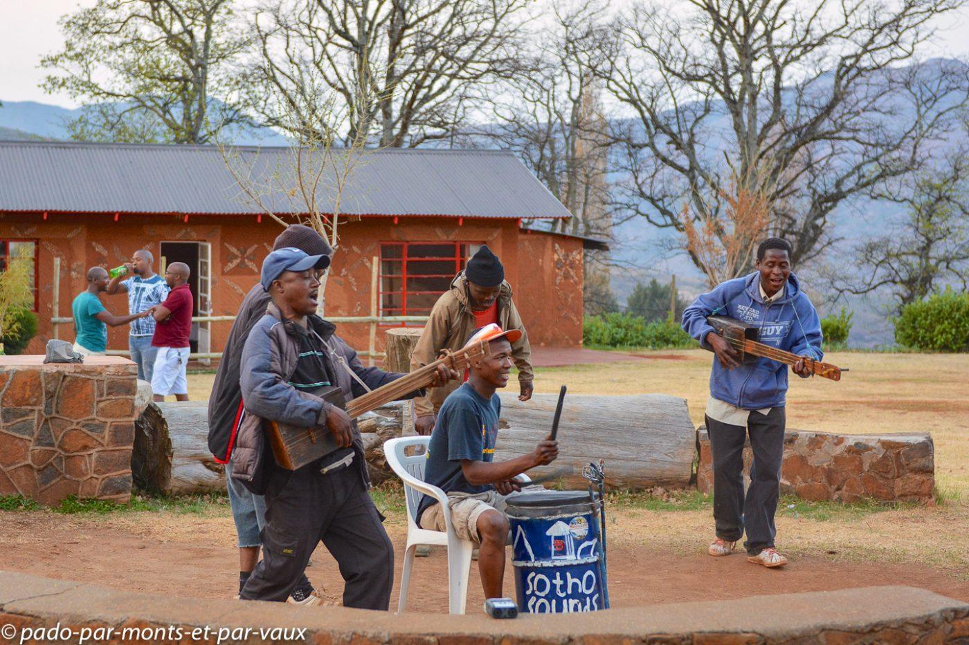 Lesotho - Malealea