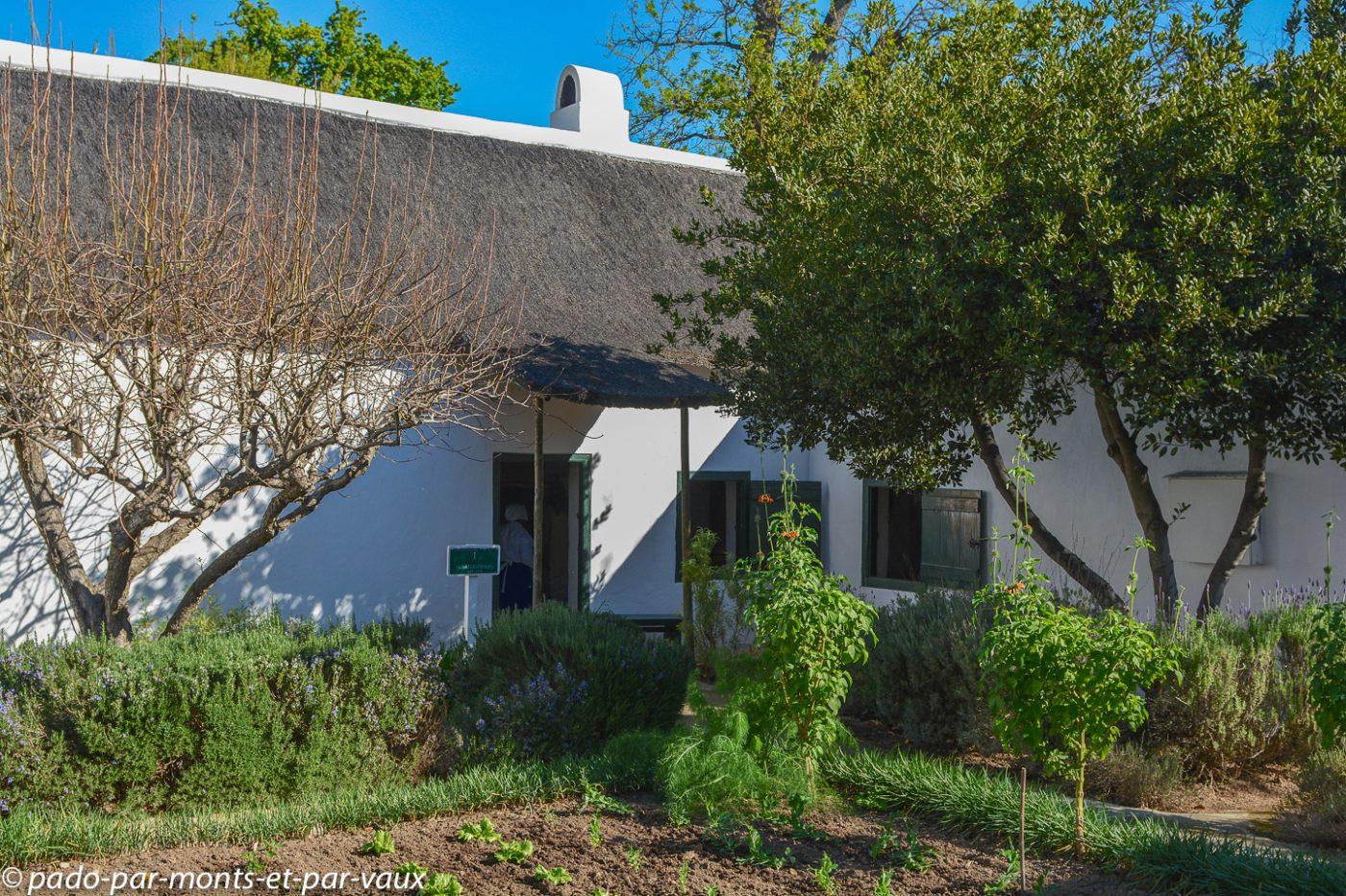 Stellenbosch - village museum
