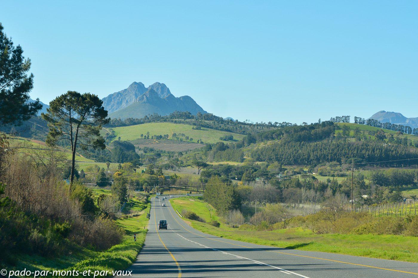 route de Stellenbosch