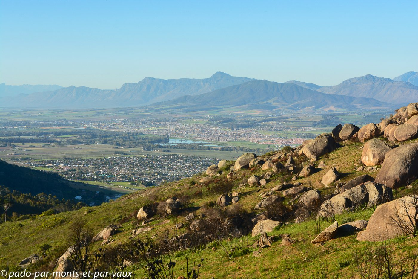 Paarl Mountain nature reserve