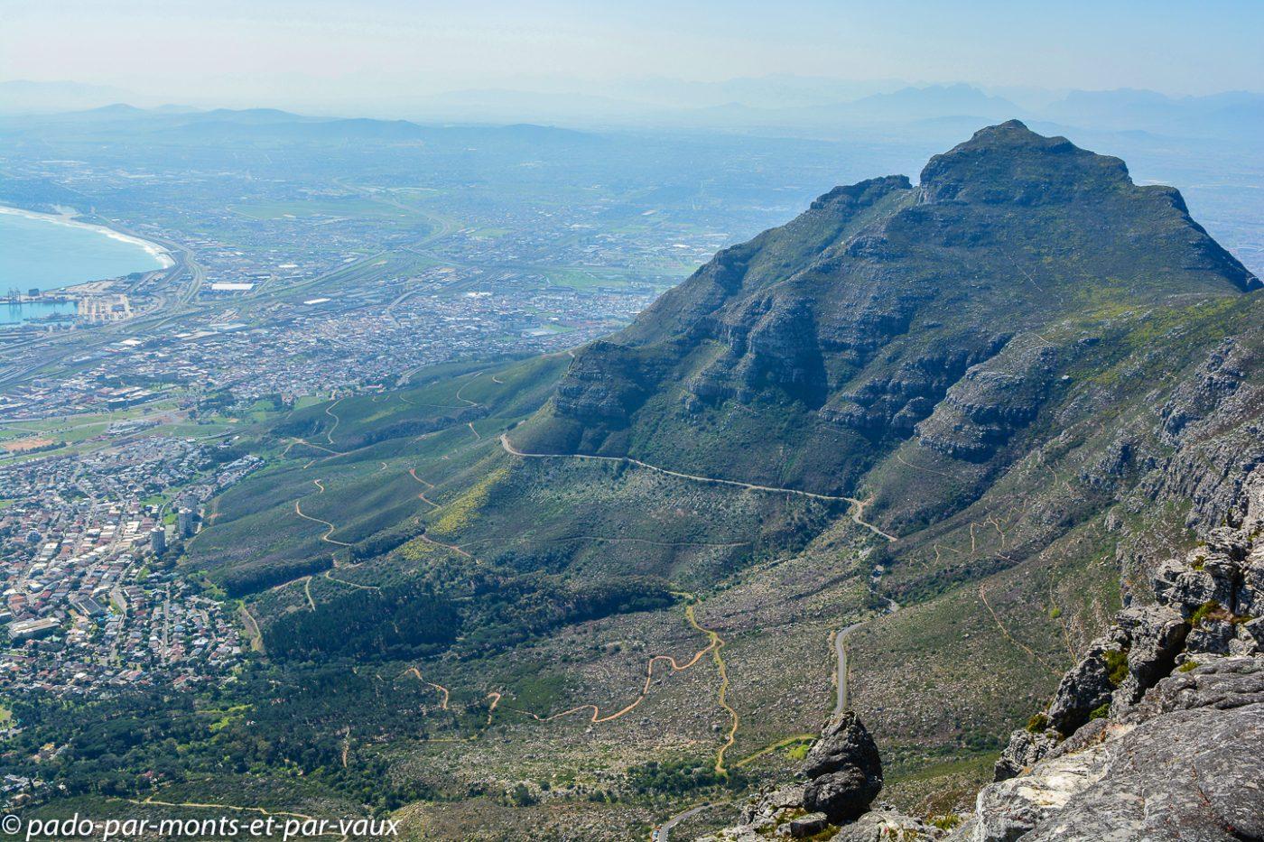 Le Cap - Table Mountain