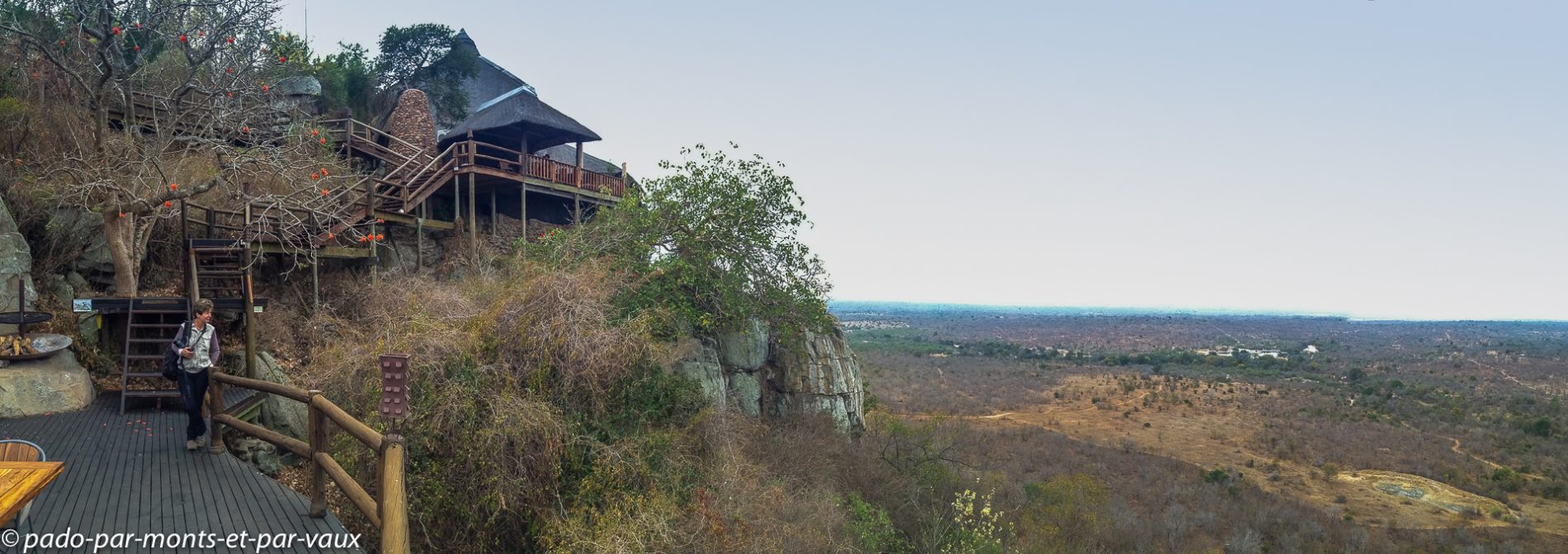 Ulusaba - Rock lodge