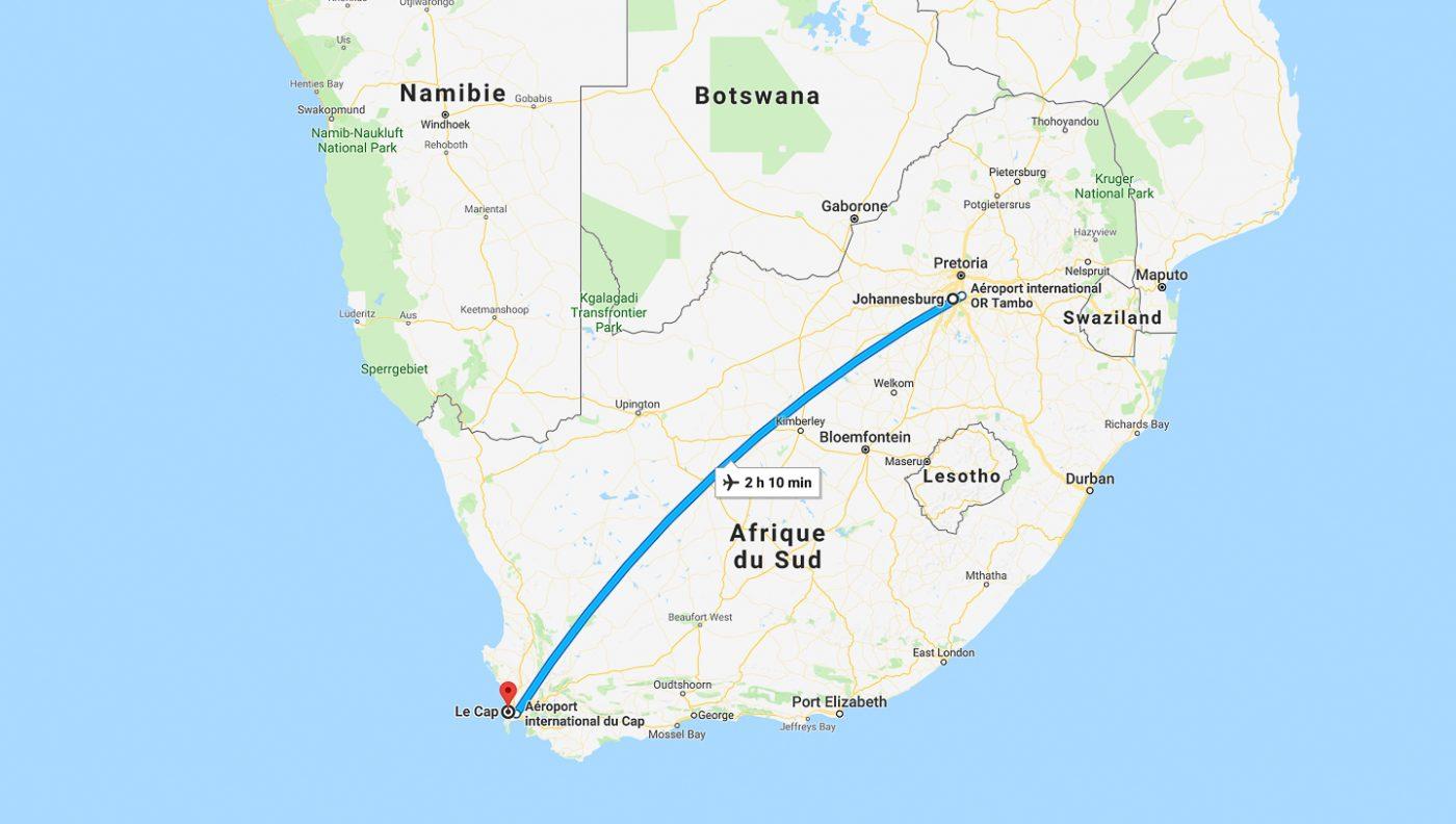 Joburg - Capetown