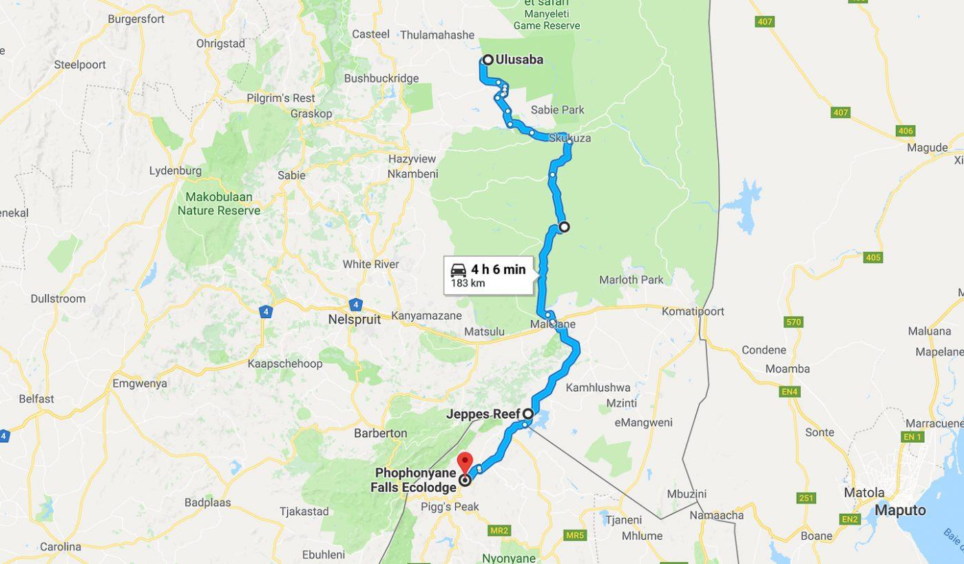 Ulusaba - Swaziland